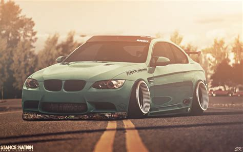 stance bmw m3 stanced bmw m3 e92 by sk1zzo on deviantart