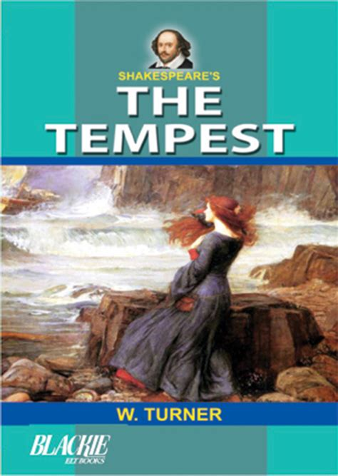 tempest books the tempest by w turner