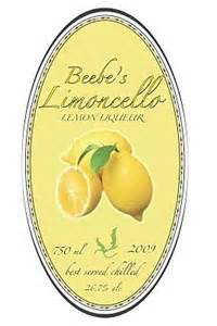 limoncello label templates tommy s blog limoncello