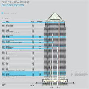 one canada square floor plan one canada square floor plans canary wharf london