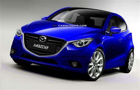 mazda u u design 2015 mazda2 could look like this carscoops