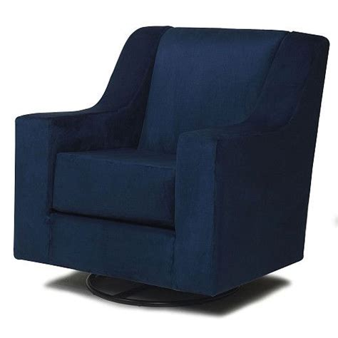 navy blue glider and ottoman would love a navy blue glider chair guest room