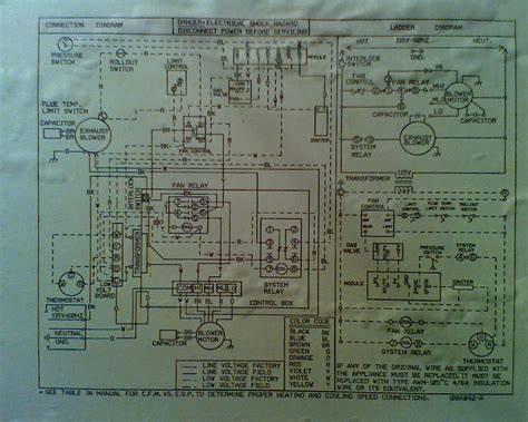 tempstar furnace wiring diagram trane xl80 wiring diagram