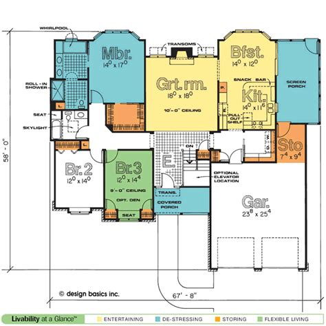 design basic house plans foxboro 3139 traditional home plan at design basics