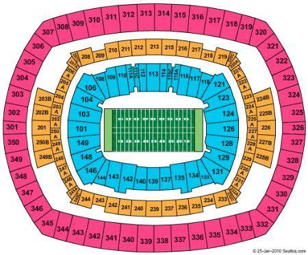 Metlife Stadium Floor Plan by Metlife Stadium Tickets Metlife Stadium In East