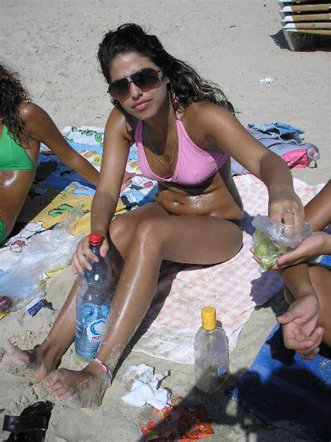 tel aviv girls  beach