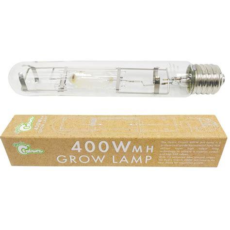 hid grow light kits hydro crunch 400 watt halide mh high intensity