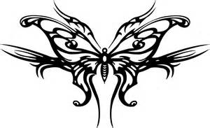 tribal butterfly by dhosford on deviantart