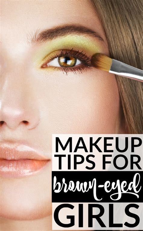 7 Makeup Tips For by Makeup For Brown 7 Eye Shadow Tutorials We