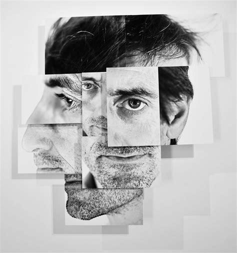 photosculptures portrait sculpture photo series  brno