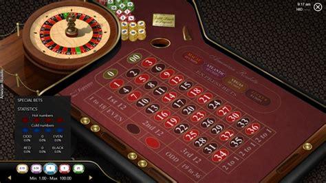 juego gratis de american roulette espresso