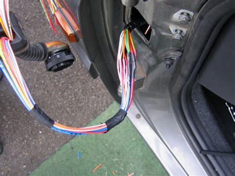 peugeot 306 remplacement connecteur faisceau de porti 232 re