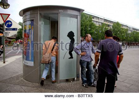 public bathrooms in europe pissoir stock photos pissoir stock images alamy