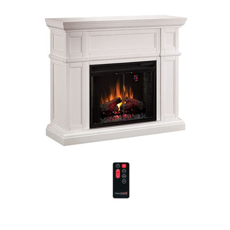 classic artesian collection 52 wide electric - Wide Electric Fireplace