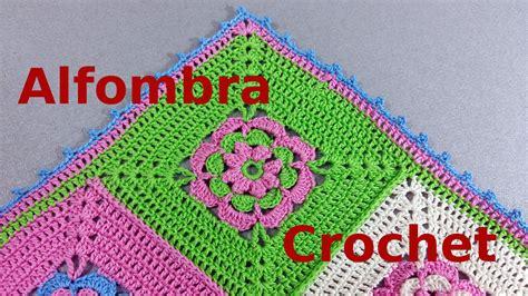 alfombra crochet alfombra a crochet