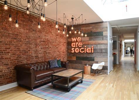 bureau social inside we are social s gorgeous office in york city