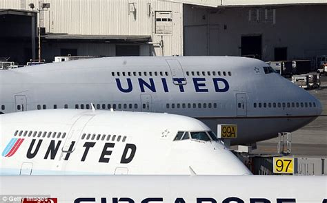 why united airlines has pigskin fever in a big way this season woman pulled off united flight at newark does not have