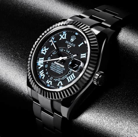 Rolex Limited Edition Black Limited Edition Rolex