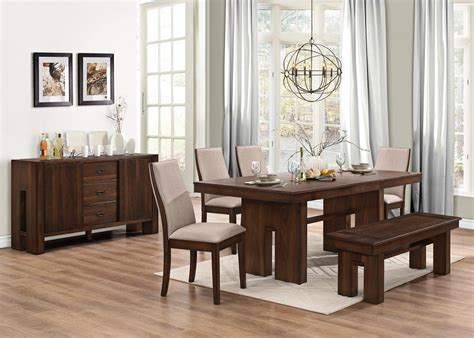 Brown Dining Room by Awesome Brown Dining Room Furniture Equipped Square Dining Table Plus Chair Using Best Quality