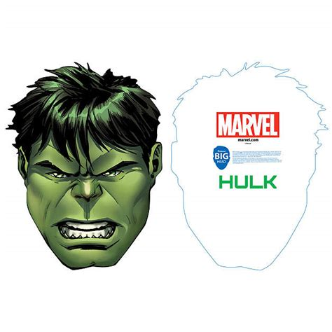 incredible hulk big head cut out shop fathead 174 for the