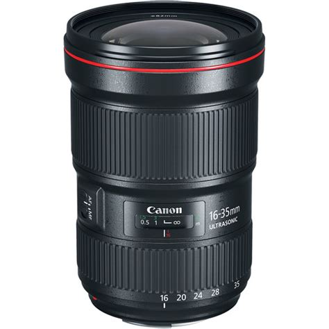 Lensa Wide Canon Ef 16 35mm F 4l Is Usm canon eos 5d iv ef 16 35mm f 2 8l iii and 24 105mm f 4l is ii announced ears