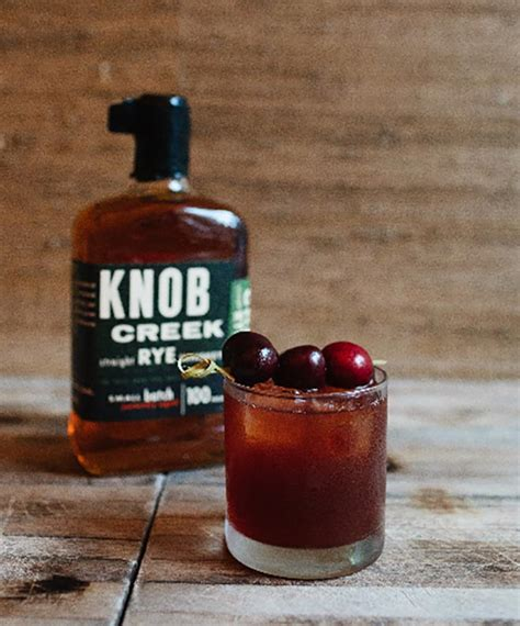 What To Mix With Knob Creek must mix knob creek maine event chilled magazine