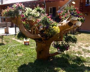 rustic flower support home design garden architecture