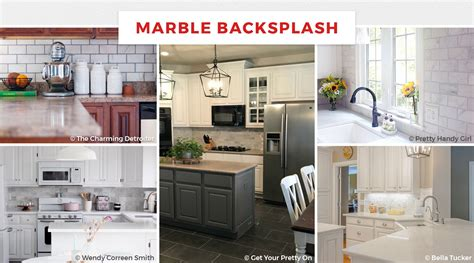 55 best kitchen backsplash ideas for 2018
