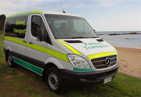 st ambulance tasmania patient transport tasmania mader international