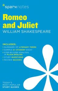 romeo and juliet navigator themes foreshadowing romeo and juliet sparknotes literature guide series by