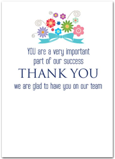 employee thank you card template thank you cards business appreciation gallery business