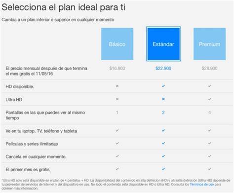 netflix precio en argentina 2016 netflix precio abono en argentina aumento octubre 2016