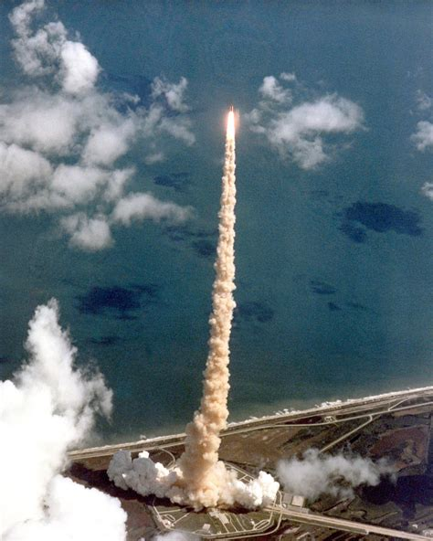Space Shuttle Mayday Check Six nasa atlantis delivers galileo to space