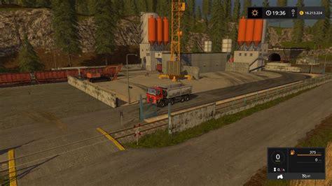valley crest farm  map farming simulator  mod