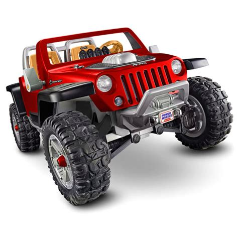 jeep power wheels for power wheels 174 jeep 174 hurricane with traction
