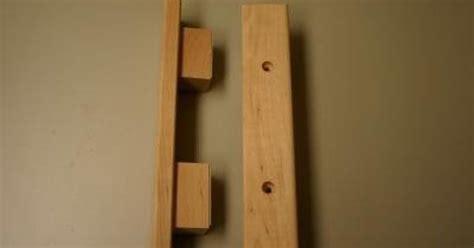 Wooden Door Handles And by Accurate Industries Ssl A210 Sauna Door Handles Alder