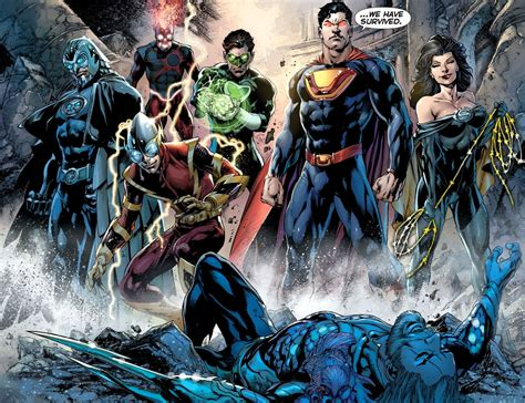 Captain Cold Flash Dc New 52 Jim Dcc Boxset Villains crime syndicate of america team comic vine