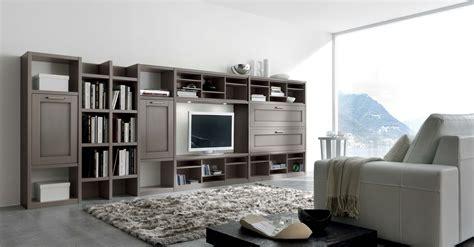 soprammobili per soggiorno mobili divisori bifacciali