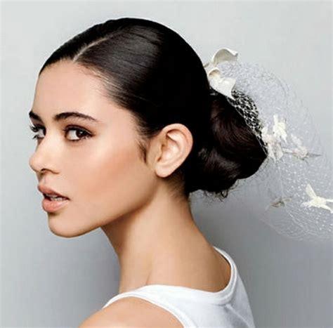 spanidh mediam hair cutes wedding hairstyles to imitate for the modern bride