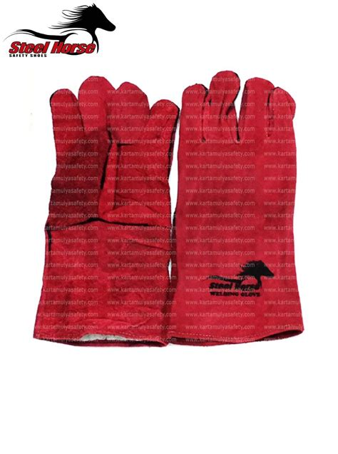 Sarung Tangan Kulit Untuk Las sarung tangan kulit sarung tangan las welding gloves