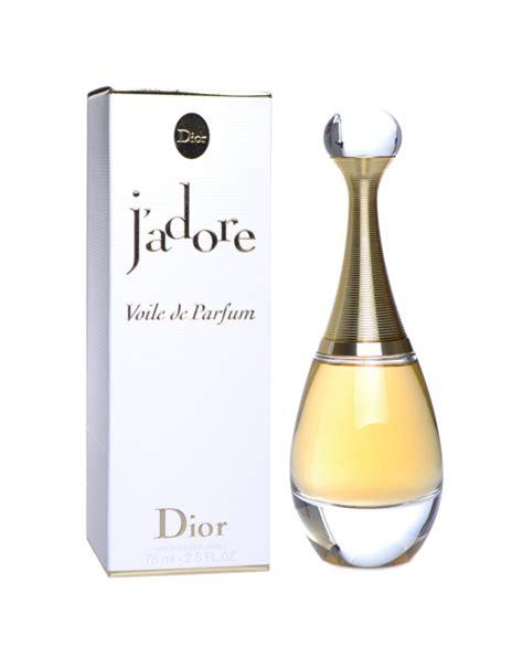 Parfum Jadore jadore voile de parfum