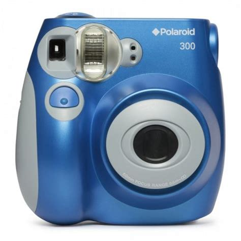 polaroid 300 instant blue buy polaroid pic 300 instant print blue from our