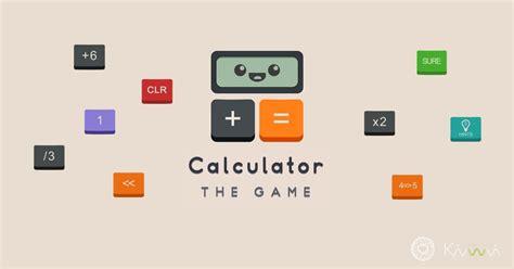 calculator the game calculator the game 提升邏輯能力的計算機益智休閒遊戲 kiwi life