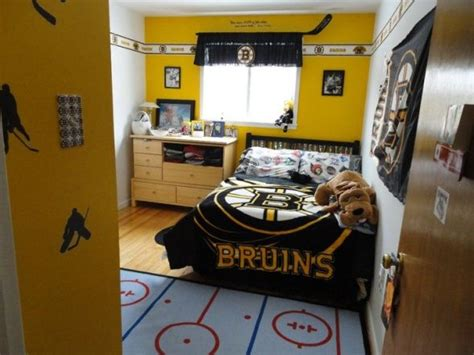 Boston Bruins Bedroom | boston bruins bedroom boys room designs decorating