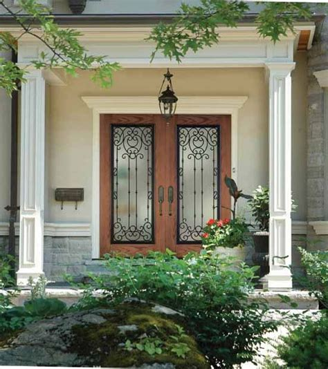 56 Best Images About Wrought Iron Glass Door On Pinterest Exterior Doors Sacramento