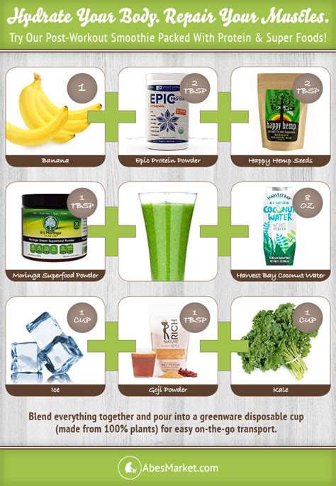Living Clay Detox Directions Green Smoothie by Cleanse Detox Post Workout Smoothie Recipe