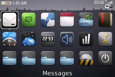 iphone themes for bb iphone double today themes for blackberry 9000 9020 free