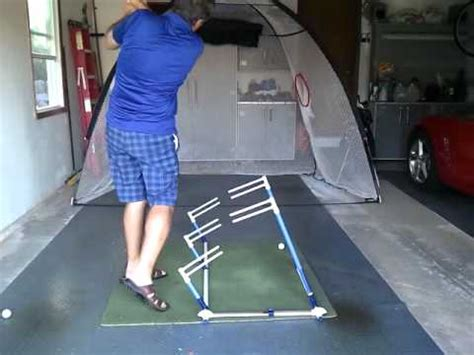 diy golf swing trainer wp 20120807 232449z youtube