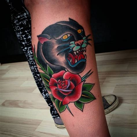 black panther tattoos 120 black panther designs meanings of