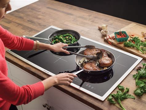 Cooking On Induction Cooktop - what is an induction cooktop appliances connection
